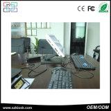 15inch касание все в одном PC для стационара медицинского с белым касанием цвета I5 емкостным