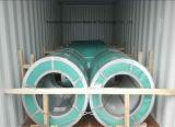 El color de la bobina de PPGI cubrió el acero galvanizado regular de la INMERSIÓN caliente del galvanizado de la lentejuela y de la bobina de aluminio en bobinas
