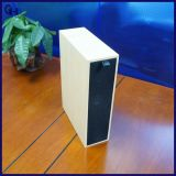 Mini haut-parleur en bois portatif en bois sans fil de Bluetooth de la qualité 2016