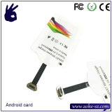 Receptor sin hilos del cargador de Qi de la solución del Ti para el nexo etc. de la zarzamora de Samsung Huawei LG HTC del iPhone