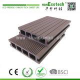 Pavimento em madeira de madeira de madeira durável exterior