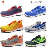 2017 Sports neue Form-Turnschuh-Mann-Frauen Flyknit Fußbekleidung laufende Schuhe