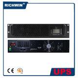 Montierung UPS-reine Sinus-Welle der Zahnstangen-1kVA~6kVA Online-UPS für Netz-Server