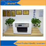 판매를 위한 백색 잉크를 가진 기계 직물 DTG 인쇄 기계를 인쇄하는 디지털 평상형 트레일러 t-셔츠
