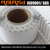 Etiquetas impermeables de la escritura de la etiqueta de la resistencia RFID del Anti-Metal de la frecuencia ultraelevada