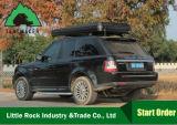 Barraca dura semiautomática da parte superior do telhado do escudo da qualidade superior para a viagem por estrada do carro rv