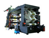 Constructeur flexographique de papier à grande vitesse de presse typographique de machine d'impression de machine d'impression de Flexo de machine d'impression de roulis de film de 6 couleurs
