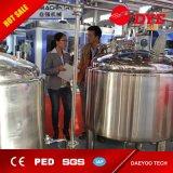 Het commerciële Bier van de Ambacht van het Roestvrij staal brouwt de Machine van de Apparatuur van de Brouwerij
