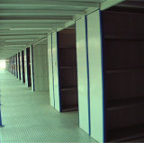 2 Stufen-Mezzanin-Fußboden-Zahnstange