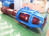 Le LC tapent la pompe de asséchage d'eaux d'égout verticales de mine