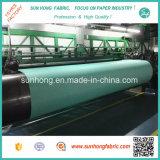 Tissu formant polyester de haute qualité