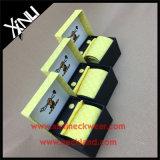 Insieme stampato di seta Handmade del legame del gemello del regalo del nodo perfetto