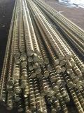 Lazo de acero negro de alta resistencia Rod del encofrado para la construcción