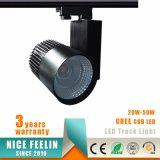 Luz energy-saving 30With40With50W da trilha do diodo emissor de luz da iluminação de Comercial com Ce RoHS aprovado