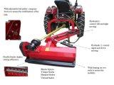 高性能の農業機械のトラクターの側面の芝刈り機