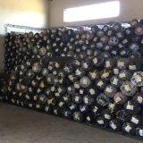 Cuoio di riserva artificiale del lotto del pattino del PVC