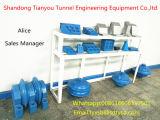Le coupeur latéral de grattoir de qualité/le morceau/carbure préhaveurs boutonne des extrémités pour des pièces de machine de Tbm