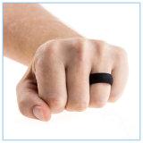 편리한 적합을%s 실리콘 결혼 반지는, 비독성 안전, 항균제를 벗긴다