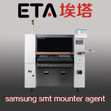Selección de Samsung SMT y máquina del lugar