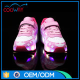 O fornecedor de Facotry da alta qualidade caçoa a sapata do diodo emissor de luz, diodo emissor de luz ilumina-se caçoa acima sapatas com as sapatas do diodo emissor de luz do rolo