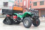 Motore capo ATV della lampada quattro con la gomma di neve