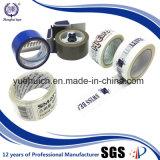 Los productos calientes para el lacre del rectángulo utilizaron la cinta de BOPP