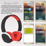 Auscultadores sem fio estereofónico dos auriculares de Bluetooth V4.1 dos esportes