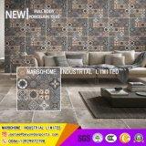 ボディー・セメントの無作法なマットの陶磁器の艶をかけられた十分に磁器によってガラス化される装飾は(BY001)壁およびフロアーリングのための600X600mmをタイルを張る
