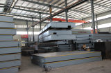 Scs-100 certificou a escala do peso do caminhão para companhias da logística