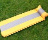Pegamento inflable de la PU del colchón el dormir de base que acampa de GBL 138# del aire al aire libre de la pista