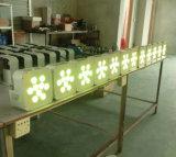 PARITÉ plate à piles du prix usine 9PCS Rgabw DEL