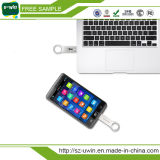 Tipo-c 3 em 1 movimentação da pena do USB 8GB