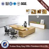 Forniture di ufficio bianche della Tabella dell'ufficio della struttura del metallo della ciliegia (HX-3108)