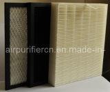 Hogar más limpio de aire con filtro HEPA y ionizador