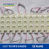 módulo da iluminação da caixa do anúncio das microplaquetas do diodo emissor de luz de 0.72W 5050 Sanan