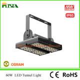 Osram 60W schwarzes LED Tunnel-Licht oder Untergrundbahn-Licht
