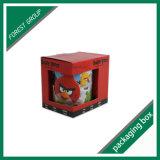 Рециркулированная изготовленный на заказ коробка кружки печатание