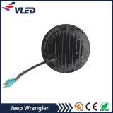 '' fascio massimo minimo del faro del LED 7 con l'anello di guidacarta per il Wrangler Tj Jk della jeep