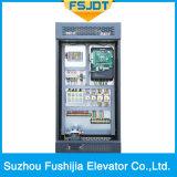 Ascenseur luxueux de passager de décoration de la capacité 1600kg sans pièce de machine