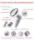 Het elektrische Apparaat van de Schoonheid van de Borst van de Vrouwen van Massager van het Lichaam van de Kop van de Borst van het Vermageringsdieet van Liposuction van het Instrument van de Verhoging van de Borst Trillende Vacuüm