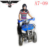 A7-09 Hot Sale Motocicleta ATV Quad Scooter com Ce