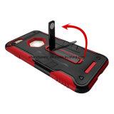 Móvil de TPU+PC/cubierta del teléfono celular para el iPhone 7