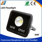 良質IP65は50W LEDの洪水ライトを防水する