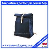 Entwerfer-beiläufiger Segeltuch-Rucksack für Campus und Kursteilnehmer