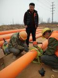Rohr Hochspannungskabel-und Draht-Schutz-China-Mpp