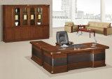 L形の現代木の家具の執行部表(CM-003)
