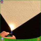 Tissu imperméable à l'eau de rideau en arrêt total de franc de polyester tissé par textile à la maison pour le guichet