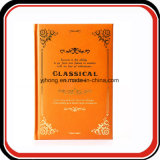Hot Foil Gold Classical Notebook Diary A5