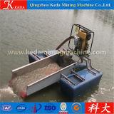 小さいMOQの小型油圧吸引の金の浚渫船