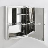 Governo 7019 dello specchio della stanza da bagno dell'acciaio inossidabile di due specifiche